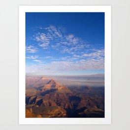 Grand Canyon Sunrise 2 Art Print
