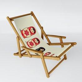 The Black Sheep Sling Chair