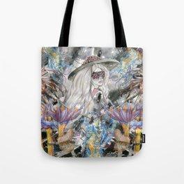 Poseidon's Inter-Dimension Tote Bag