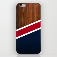 Wooden New England iPhone & iPod Skin