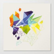 Irregular Canvas Print