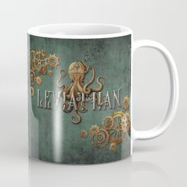 Leviathan - steampunk Coffee Mug
