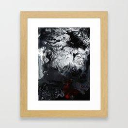 idu Framed Art Print