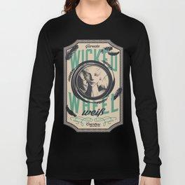 Wicked Wheel Weiß    FFXIV Long Sleeve T-shirt