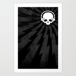 emo :)) Art Print
