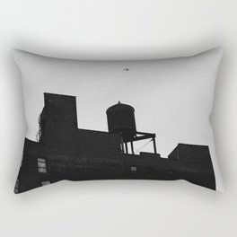Chelsea Architecture III Rectangular Pillow