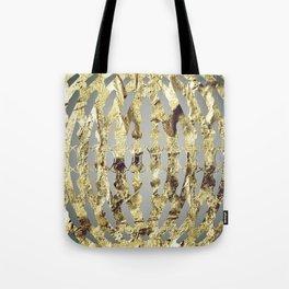 Golden L1 Tote Bag