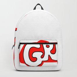 Grease Logo Backpack