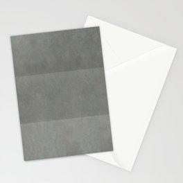 """Spring light grey horizontal lines"" Stationery Cards"