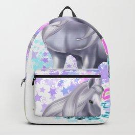 Pegasus - Dreams are Where the Magic Happens Greek Mythological Horse T-Shirt Backpack