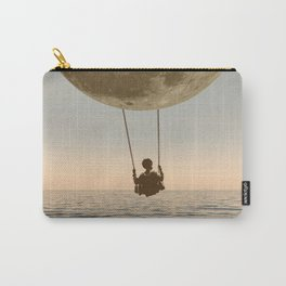 DREAM BIG/MOON BOY SWING Carry-All Pouch