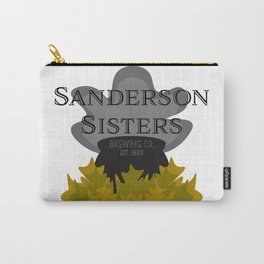 Sanderson Sisters Brewing Co. Carry-All Pouch