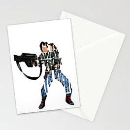 Ellen Ripley from Alien Stationery Cards