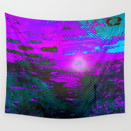 The Drowning Sun Wall Tapestry