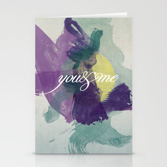 you&me Stationery Cards