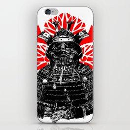 Bushi Trooper iPhone Skin