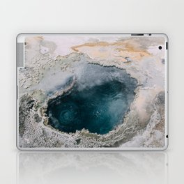 Geothermal in Yellowstone Laptop & iPad Skin