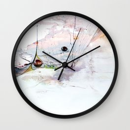 Fossils 49 Wall Clock