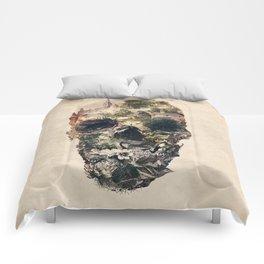 Skull Town Comforters