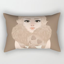 Primadonna redux Rectangular Pillow