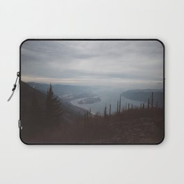 Sand Island, Columbia River Laptop Sleeve