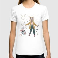 taurus T-shirts featuring Taurus by LordofMasks