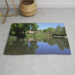 The Lower Pond Lumsdale Rug