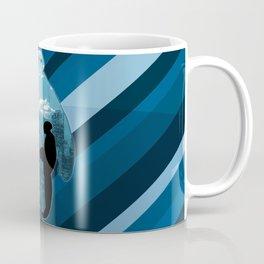 First Bump In San Fransokyo. Coffee Mug