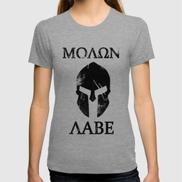 Molon Labe Sparta T-shirt
