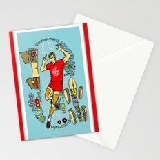 Steve Austin : Six Million Dollars Stationery Cards