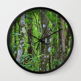 Swamp Song Wall Clock