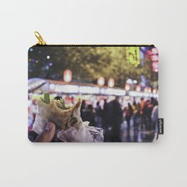 Market duck Carry-All Pouch