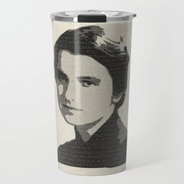 Rosalind Franklin Travel Mug
