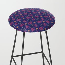 Spiders and Scarabs Bar Stool