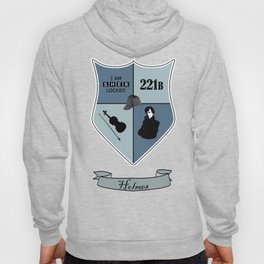 Sherlock Coat of Arms Hoody