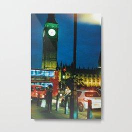 It's Big Ben, ok Metal Print