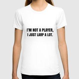 LARP A LOT T-SHIRT T-shirt