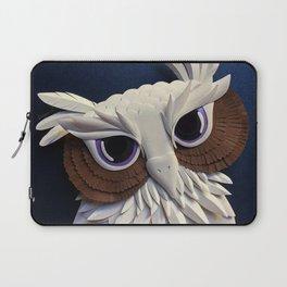 Owl of Wisdom Laptop Sleeve