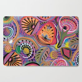 Biology of Bliss Cutting Board
