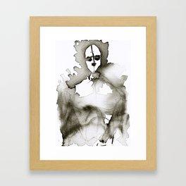 Porous Physique Framed Art Print