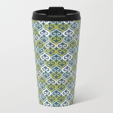 With love Metal Travel Mug