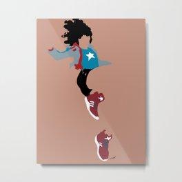 America Chavez Metal Print