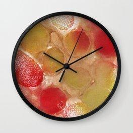 Abstract No. 341 Wall Clock