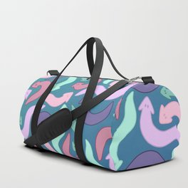 Wiggly Planaria Duffle Bag