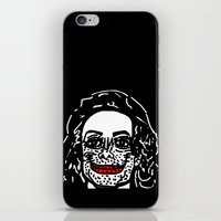 mike wrobel iPhone & iPod Skins featuring Mike... by Dave Bell
