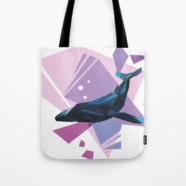 Geometry of the Void Tote Bag
