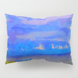 Horizon at Icacos Pillow Sham