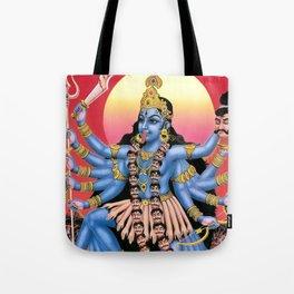 Kali-Ma Tote Bag