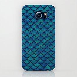 Mermaid scales iridescent sparkle iPhone Case