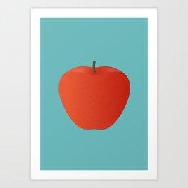 Apple 04 Art Print